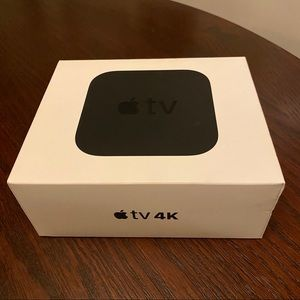 Authentic EMPTY BOX for Apple TV 4K HDR 32GB
